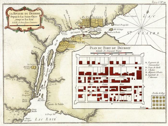Les tout premiers colons de l'Ontario
