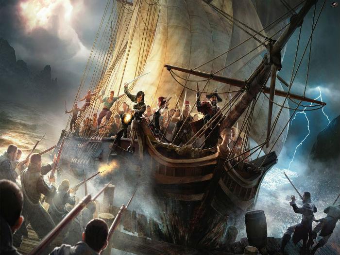 Les deux corsaires sauveurs de l'Acadie